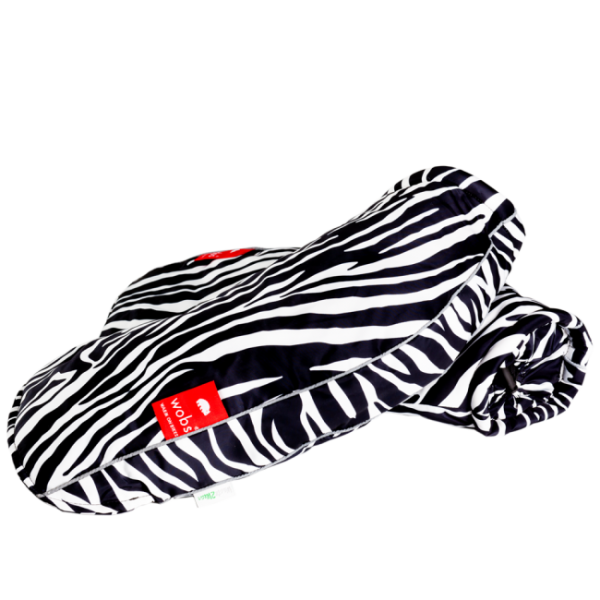 Fahrrad Handschuhe Winter zebra